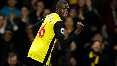 Watford's Doucoure shows why he is January transfer target
