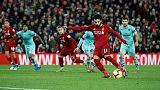 ثلاثية فيرمينو تقود ليفربول لانتصار ساحق 5-1 على ارسنال