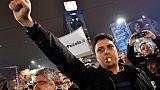 Le mouvement anti-Vucic s'emplifie: environ 25.000 manifestants à Belgrade