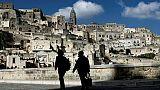 La ville italienne de Matera, le 19 octobre 2018