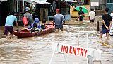 Tempête dans le centre des Philippines: au moins 22 morts