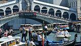 Venezia, arriva la 'tassa di sbarco'