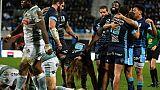 Top 14: Montpellier bat Pau avec le bonus et reste en course