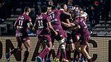 Top 14: Bordeaux-Bègles passe la quatrième aux dépens du Racing