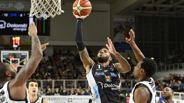 Basket: Serie A, per Milano primo Ko