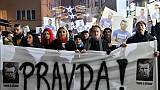 Bosnie: la police disperse des manifestants à Banja Luka