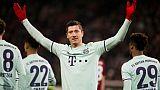 Allemagne: Lewandowski envisage de terminer sa carrière au Bayern