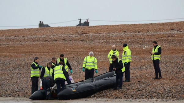 Britain deploys extra patrol boats as migrant crossings rise