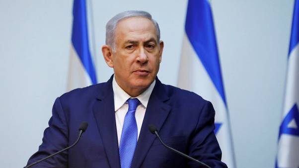 Israel's Netanyahu said would not resign during possible indictment hearing