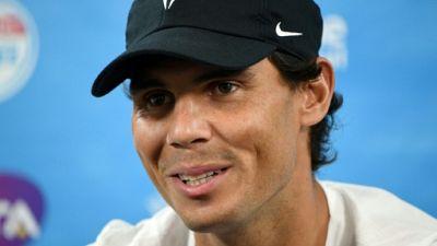 Tennis: Nadal ne fait pas de la place de N.1 une priorité