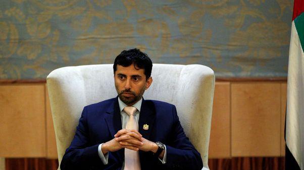 وزير الطاقة الإماراتي يظل متفائلا بتحقيق التوازن في سوق النفط
