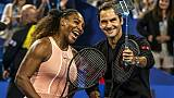 Hopman Cup: Federer l'emporte sur Williams dans un double mixte à 43 Grand Chelem