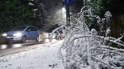 Maltempo: in arrivo venti forti e neve