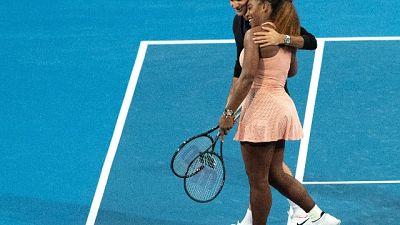 """Serena """"Roger più grande della storia"""""""