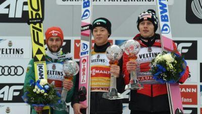 Tournée 4 Tremplins: Passe de deux pour Kobayashi à Garmisch