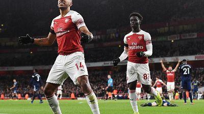 Arsenal ne fa 4 al Fulham di Ranieri