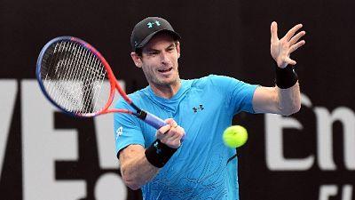 Brisbane: debutto vincente per Murray