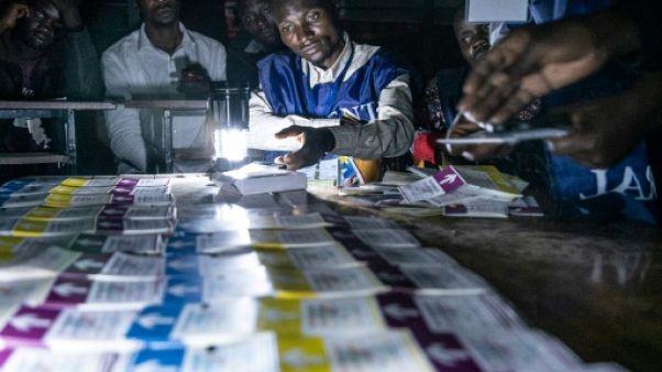 Elections en RDC: internet coupé à l'heure de la remontée des résultats