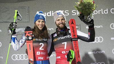 parallelo Oslo, vincono Vlhova e Schwarz
