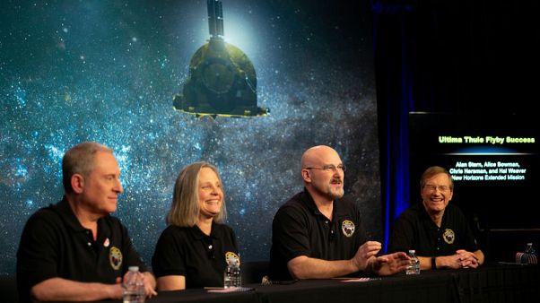 مسبار لناسا يتصل بالأرض في مهمة تاريخية على حافة المجموعة الشمسية
