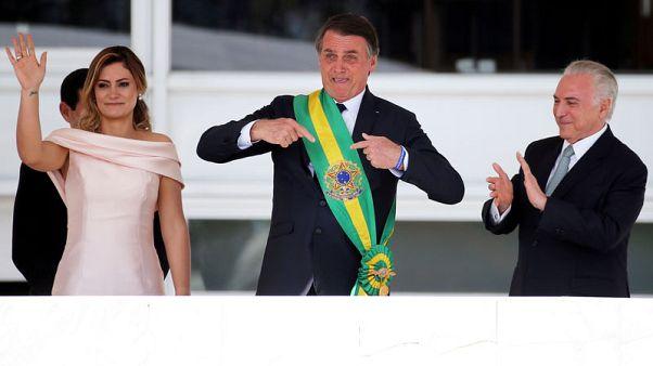 بولسونارو: البرازيل تحررت من الاشتراكية بوصولي للسلطة