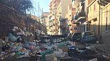 Periferie Palermo, ancora cumuli rifiuti