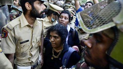 Manifestations en Inde après l'entrée de deux femmes dans le temple de Sabarimala