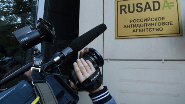 Antidopage: la Russie n'a pas respecté la date limite pour transmettre les données de son laboratoire