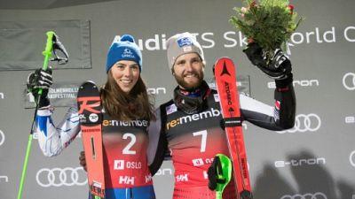 Ski: Shiffrin battue par Vlhova sur le City Event d'Oslo pour le Nouvel An