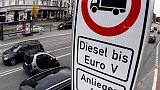Germany in talks with carmakers on upgrading diesel exhausts - spokeswoman