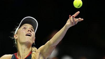 Tennis, a Auckland subito bene Wozniacki