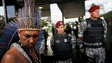 Brazil's Bolsonaro gives farm ministry power to decide on indigenous land