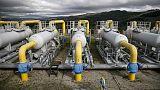 أوكرانيا: كميات الغاز الروسي المنقولة عبر البلاد انخفضت 7% خلال 2018
