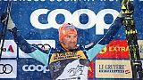 Tour de ski: Iversen s'impose sur 15 km mass start