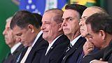 Brésil : les principaux ministres du gouvernement Bolsonaro