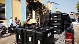 الكونجو: نتائج الانتخابات الرئاسية ربما تتأخر بسبب بطء الفرز