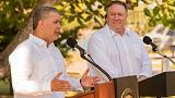 U.S. 'deeply concerned' about Colombia coca cultivation - Pompeo