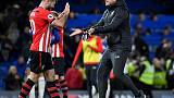 Southampton earn point against Chelsea in dour 0-0 draw