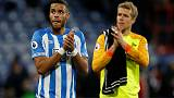 Huddersfield in deep trouble after loss to Burnley