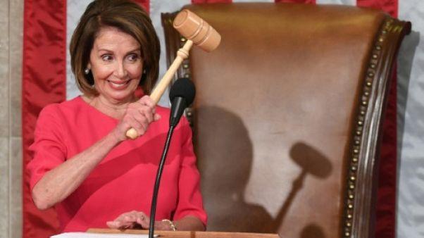 Nancy Pelosi (re)devient la femme la plus puissante de Washington