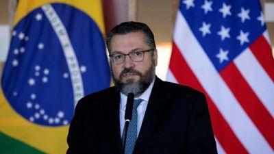 """Brésil: le nouveau chef de la diplomatie veut """"inverser la mondialisation"""""""