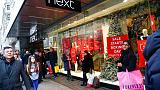UK's Next confounds fears of dire Christmas with sales rise