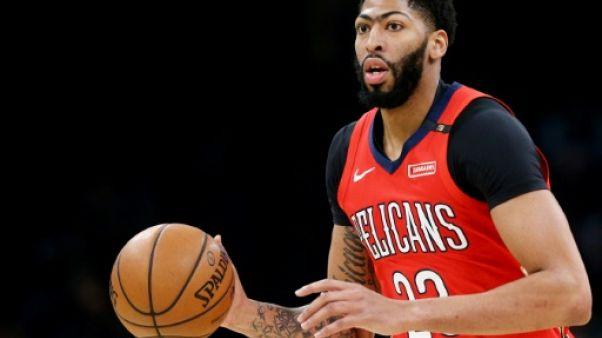 NBA: Davis et Embiid affolent les compteurs