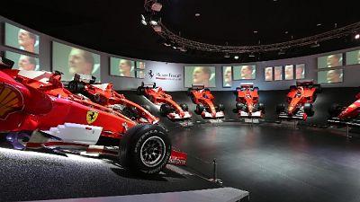 Schumacher 50 anni: un App per tifosi