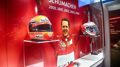 Schumacher: a Maranello tifosi in fila