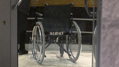 Solo 32% scuole accessibili a disabili
