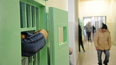 Carceri, a Brissogne detenuti barricati