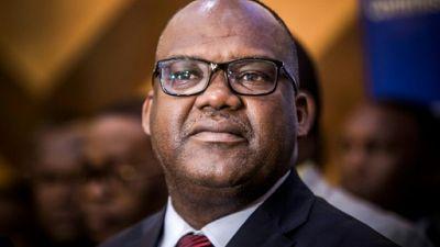 Le président de la Céni Corneille Nangaa le 20 décembre 2018