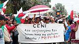 Présidentielle à Madagascar: manifestation pacifique, résultats définitifs le 8 janvier