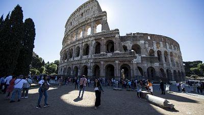 Colosseo: record di visitatori nel 2018